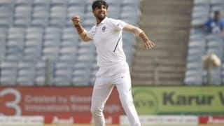 1st Test: Ishant, Shami And Umesh Trouble Bangladesh's Top Order